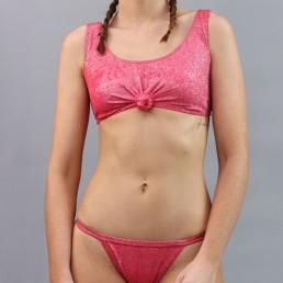 Bikini Penélope Rojo © Beatriz Equiza - beatrizequiza.com